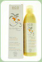 Eco Cosmetics Balsam do ciała z  Rokitnikiem i Brzoskwinią  - 200 ml