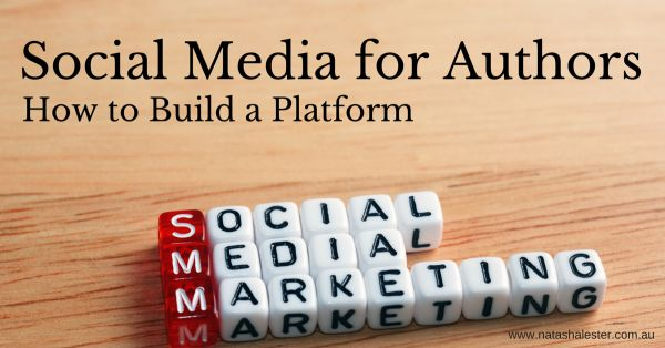 Building a social media platform both before and after you finish your #NaNoWriMo novel is important! Here's how to build one... #writingtips #socialmedia