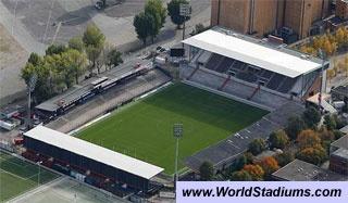 Millerntor Stadion, FC Sankt Pauli in Hamburg
