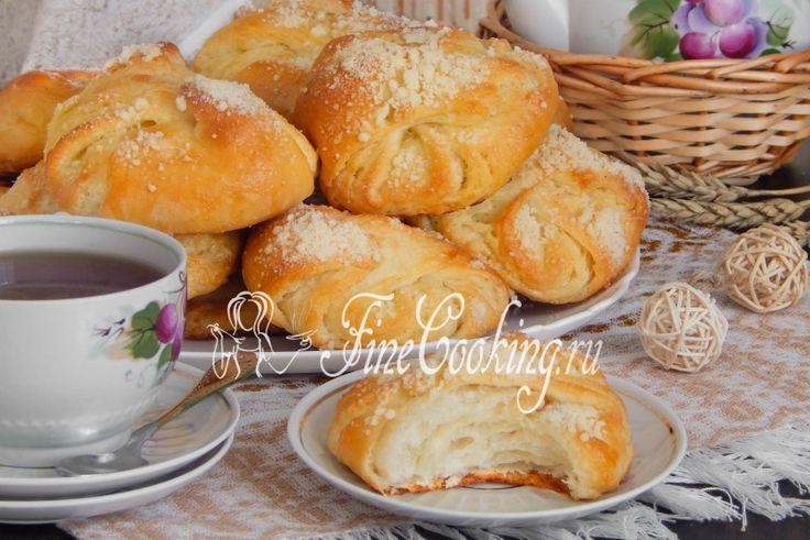 Слойка Свердловская - рецепт с фото