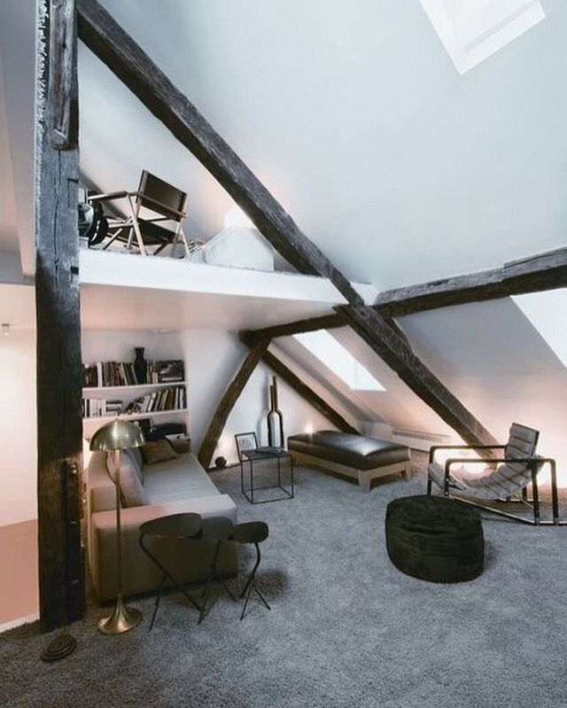 Best ATTIC Images On Pinterest Attic Contemporary - Architecture design inspiration showcasing beautiful buildings