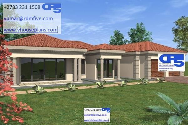 A Aaahouse Plan No W1707 House Plans South Africa Farm Style House Beautiful House Plans
