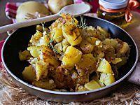 Patate gratinate antipasto semplice e sfizioso sono un'idea per le cene estive, antipasto o contorno gustoso da portare a tavola in poco tempo.