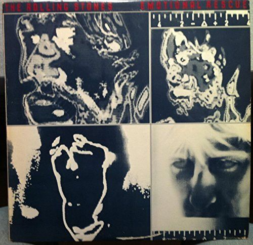 THE ROLLING STONES--Emotional Rescue