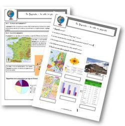 Géographie : les outils du géographe (séance 0) - La classe de Mallory