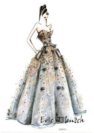 Cette année encore Eric Tibusch dessine une robe pour le concours Miss France http://fashions-addict.com/Cette-annee-encore-Eric-Tibusch-dessine-une-robe-pour-le-concours-Miss-France_408___15178.html