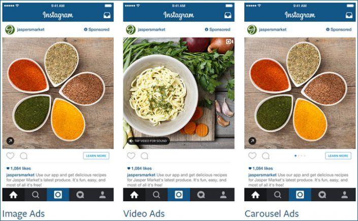Instagram ve Sponsor Reklamları