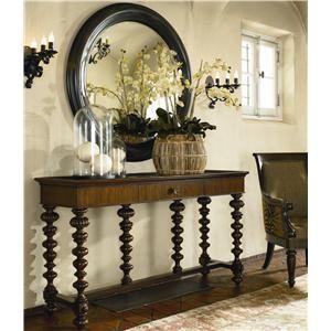 We Love Accessorizing With This Thomasville Ernest Hemingway Romero Round  Mirror! Find Great Thomasville Furniture