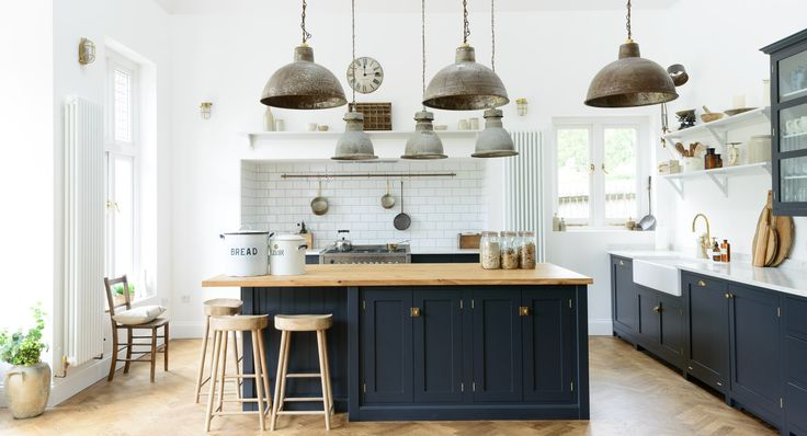 :: Havens South Designs :: Arts and Crafts Kent Kitchen | deVOL Kitchens UK.