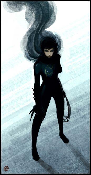 Batgirl by ~IronShrineMaiden on deviantART