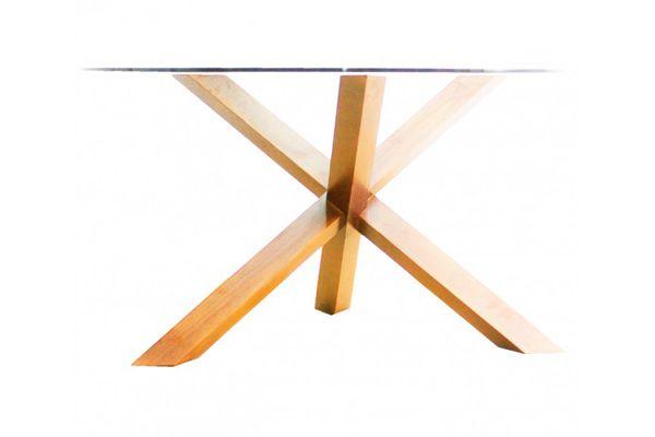Mesa de comedor cristal #Mesas imprescindibles: el centro de la conversación. Acoge, renueva y amplia. Una propuesta para inspirar tu sobremesa