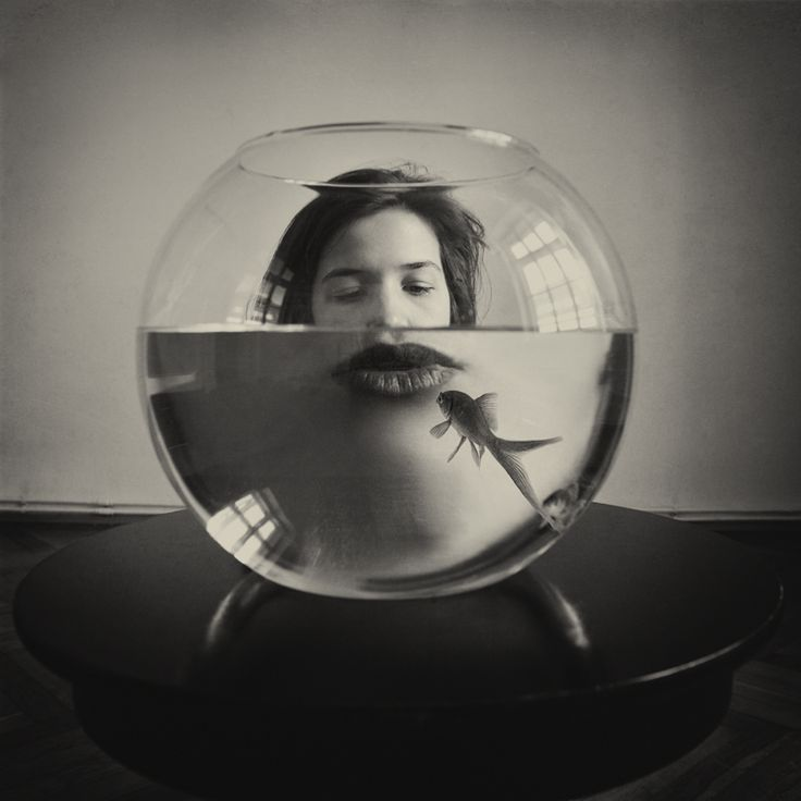 Just A Kiss 2, photography by Maria Frodl