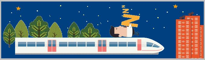 Vacaciones en tren nocturno, #artículo de El Bolígrafo sobre #vacaciones en #tren #nocturo