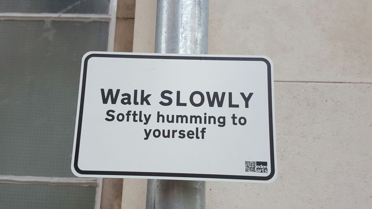 ..a sign somewhere in the UK..