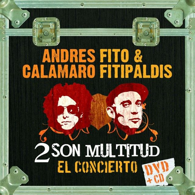 """Flaca - Andres Calamaro- 2 son multitud"" by Fito & Fitipaldis & Andres Calamaro was added to my Descubrimiento semanal playlist on Spotify"