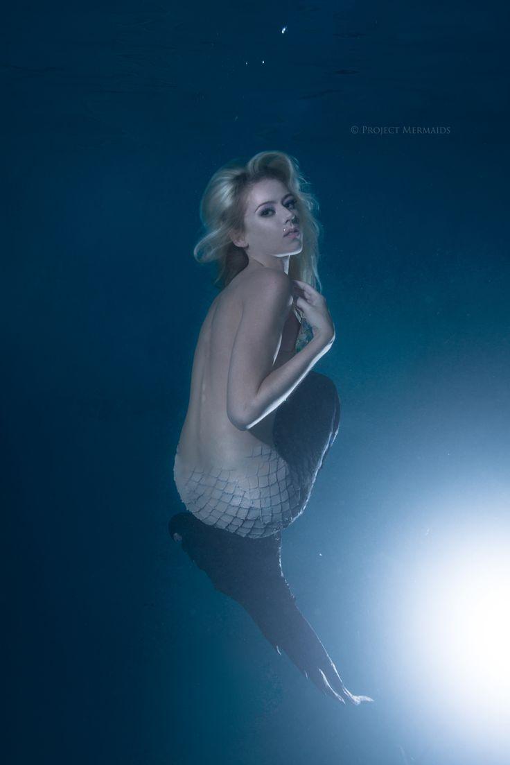 Projectmermaid.com Be a real mermaid!  photoshoot