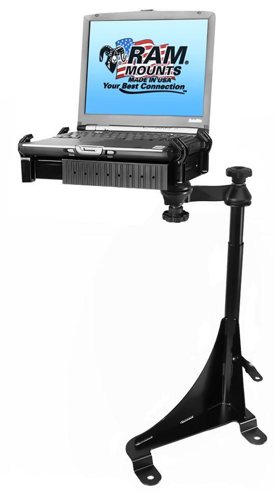 RAM-VB-143-SW1 Ram Mounts No-Drill Laptop Mount Chevy Express Van & GMC Savana #RamMounts $241.99