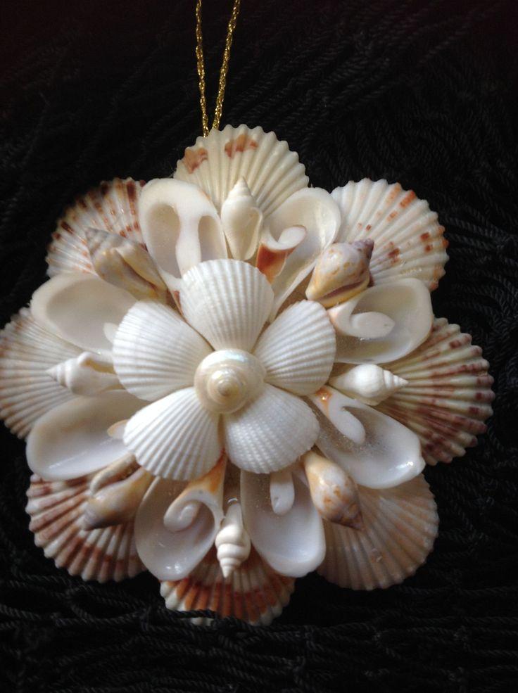 Best 25+ Seashell christmas ornaments ideas on Pinterest