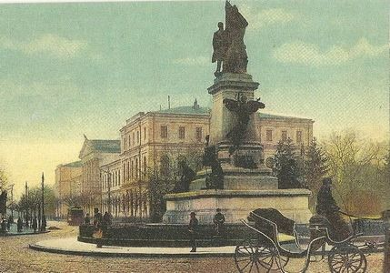 Universitatea - Monumentul I.C.Bratianu
