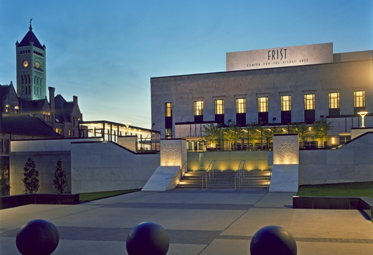The Frist Center for the Visual Arts is one of my favorite Nashville spots! | Tuck-Hinton Architects