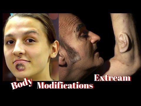 Body Modifications Extreme B.M.E - YouTube