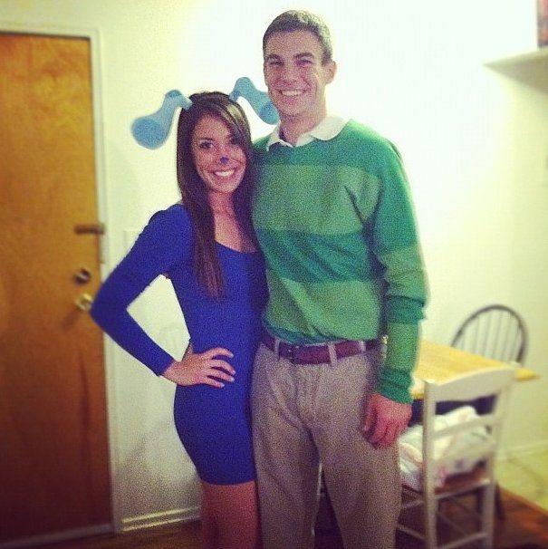 141 best Everything images on Pinterest Halloween decorating ideas - teenage couple halloween costume ideas
