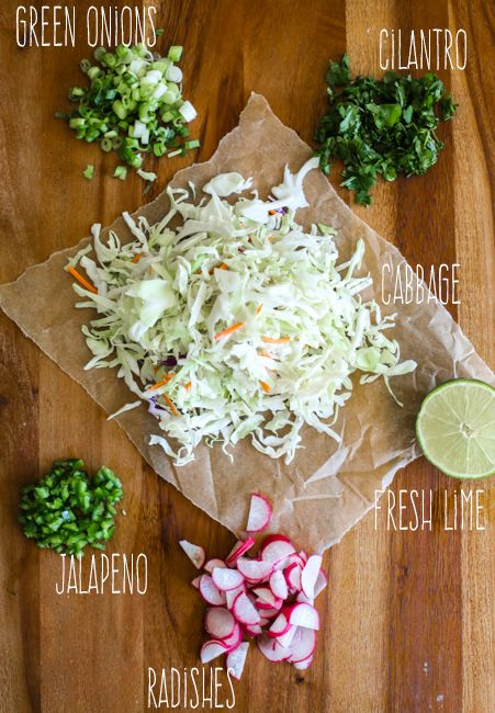 fish taco slaw ingredients