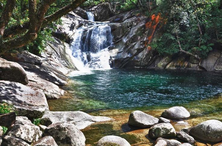 Josephine Falls, North Queensland, Australia