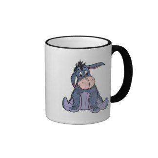 Sketch Eeyore Mug