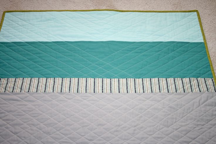 big diamond, little diamond – a straight line quilting pattern