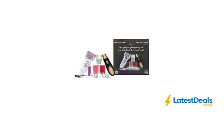 Emjoi Complete Gift Set Free C&C, £30 at ASDA