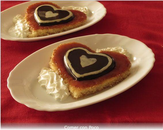 tortitas de san valentin