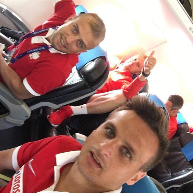 ✈️ Saint-Etienne #euro2016#france#team#peszkin#