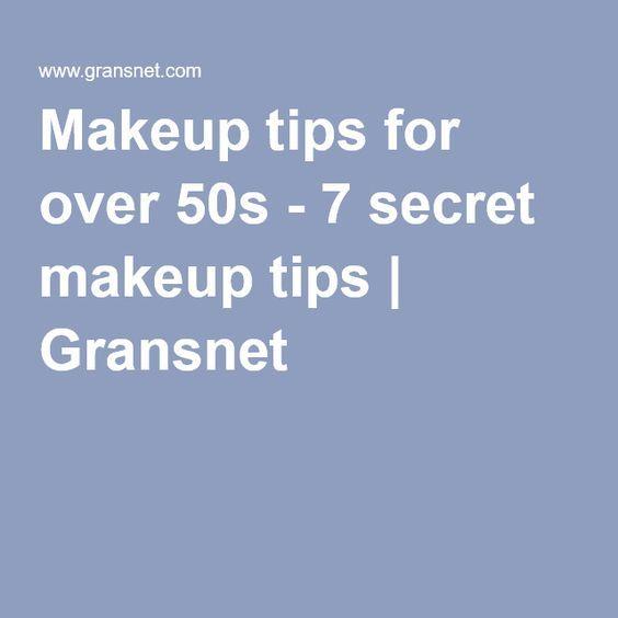 Makeup tips for over 50s - 7 secret makeup tips | Gransnet
