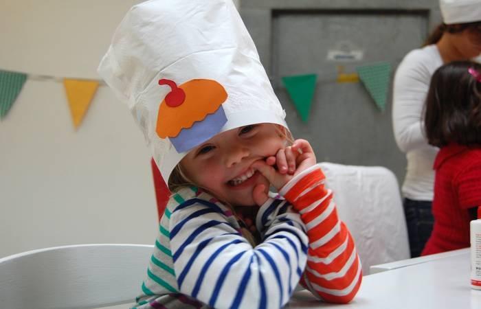 kleine Bäcker: my-kinderparty für Kindergeburtstage