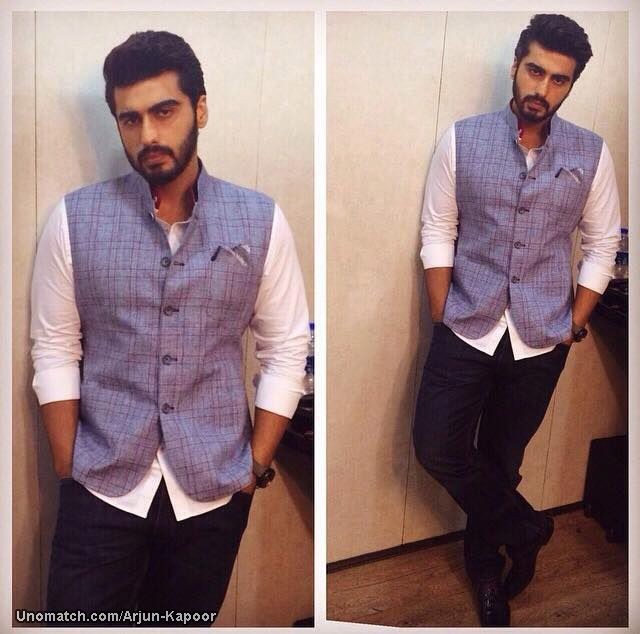 Kapoor was born on 26 June 1985 in Chembur, Mumbai to the Hindi film producer, Boney Kapoor and the entrepreneur Mona Shourie Kapoor. He is the grandson of filmmaker Surinder Kapoor. like : http://www.Unomatch.com/Arjun-Kapoor/