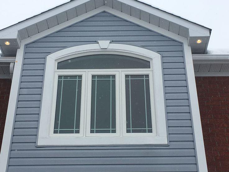Casement Picture Casement Window With Prairie Contour