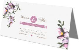 Plic bani nunta Purple Love