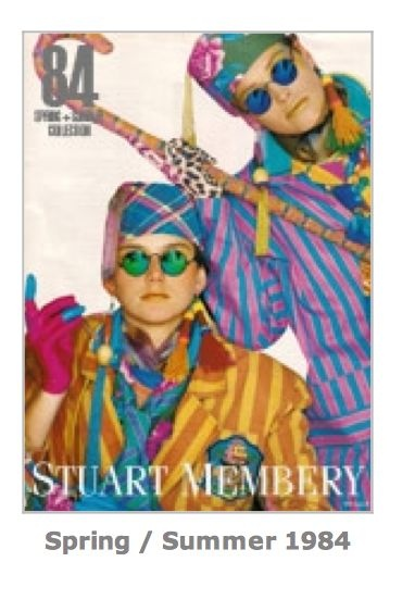 """Stuart Membery """"Fez"""" collection...I bought so many pieces from this!"""