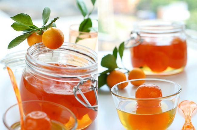 Рецепты варенья из мандарин - Перчинка хозяюшка