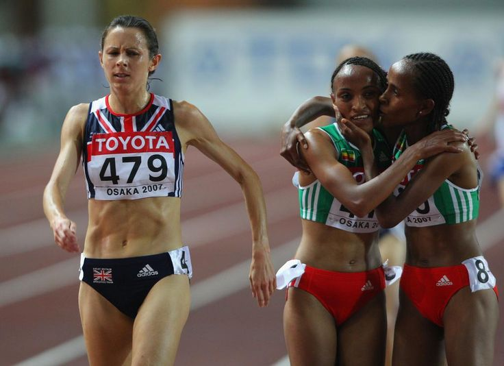 Jo Pavey is left 'emotional' with the prospect of being awarded a retrospective bronze medal.  http://bbc.in/1PctlyR