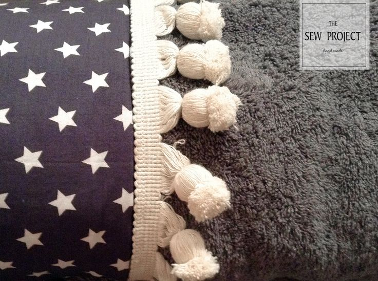 Make a wish! The Sew Project beach towel