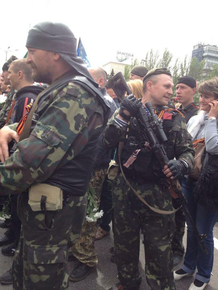 Площадь Ленина, Донецк