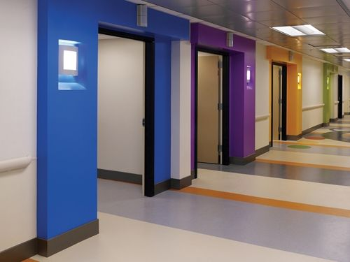 Hospital Corridor Lighting Design: 75 Best Images About Corridors On Pinterest