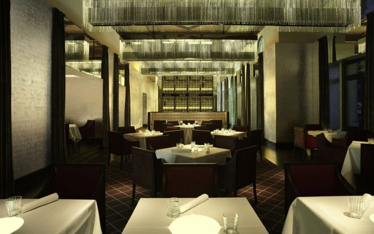 Hotel HD Wallpapers: Interior Decorative Dinning Room Luxury Hotel ~ celwall.com Cool Wallpapers Inspiration