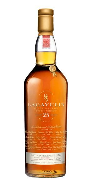Lagavulin 25 Years Old