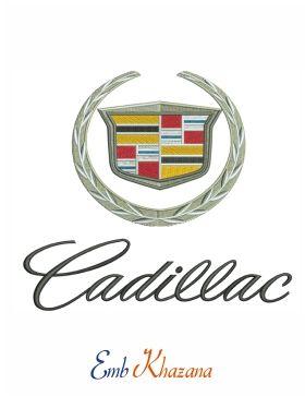 Cadillac Car Logo Car Logos Embroidery Designs Logos Car Logos