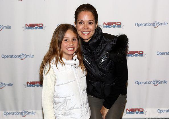 Brooke BurkeCharvet attends Operation Smile's 4th Annual Celebrity Ski Smile Challenge VIP Dinner on March 14 2015 in Park City Utah