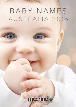 Baby Names Australia 2015