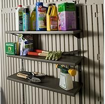 "Lifetime Three 30"" Shelves"